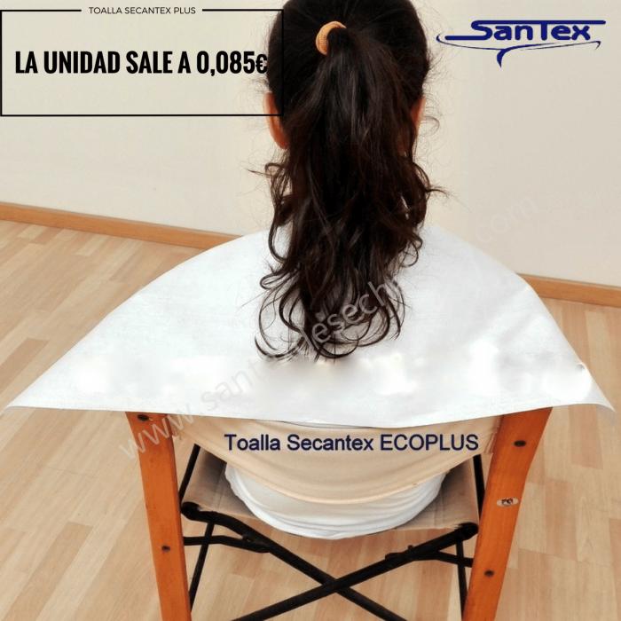 Toalla desechable peluquería económica