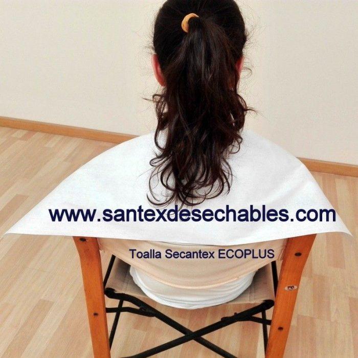 Toalla Secantex ECO PLUS 80x30 (paquete 100 uds)