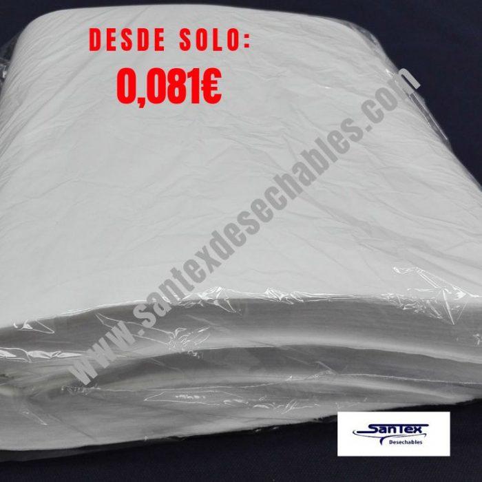Paquete toalla desechable