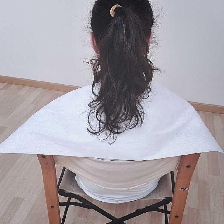 Toallas desechables peluquería