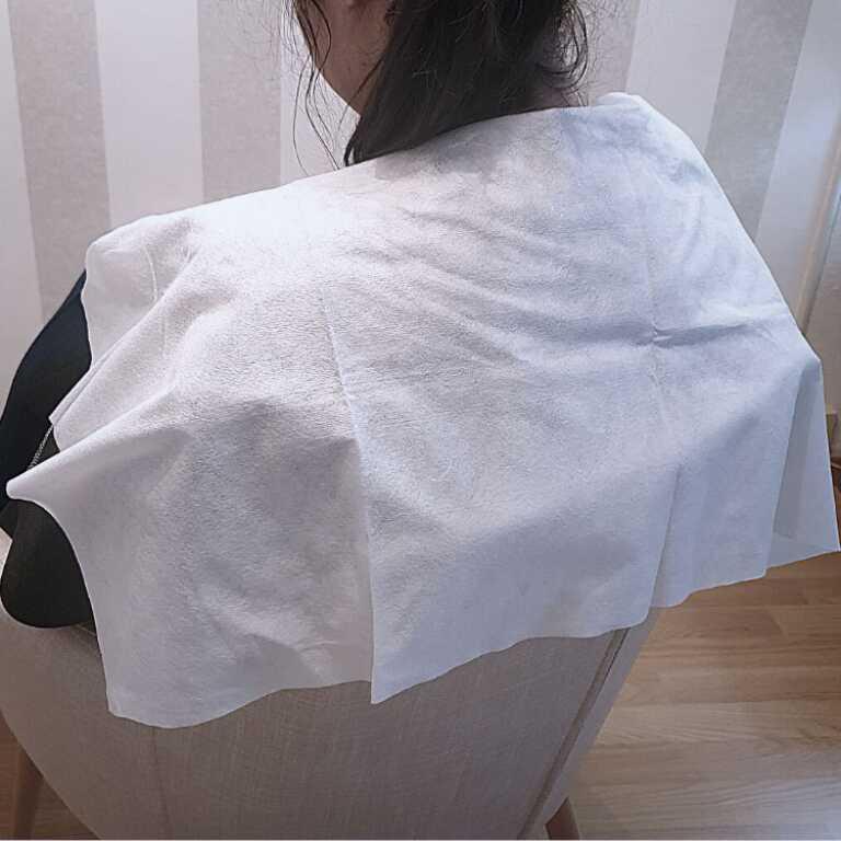 toallas desechables peluqueria secante eco plus