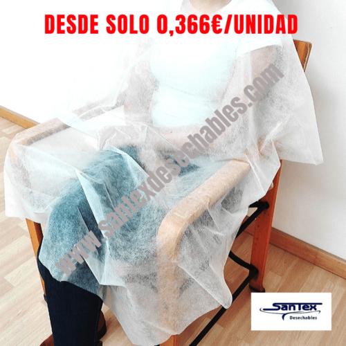 CAPAS DESECHABLES DE CORTE  20gr.