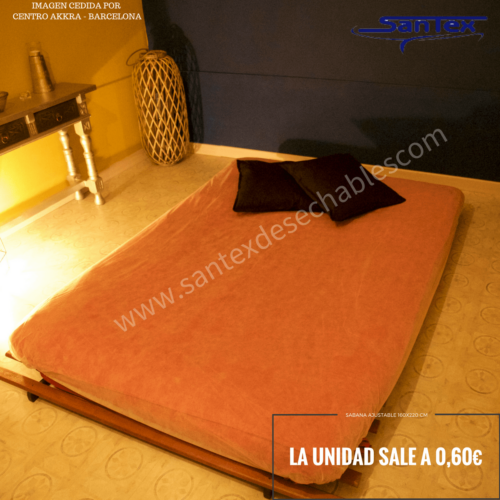 Sábana desechable cama tatami