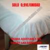 sábanas desechables cama 135