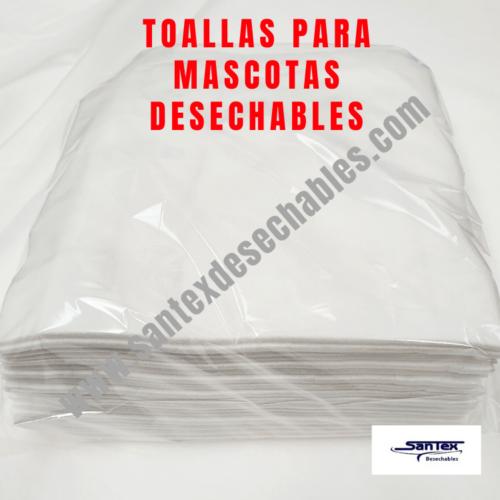 TOALLAS PARA PERROS DESECHABLES